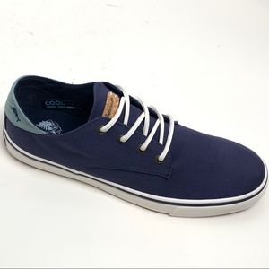 Tommy Bahama Dicot Pines Portside Blue Sneakers